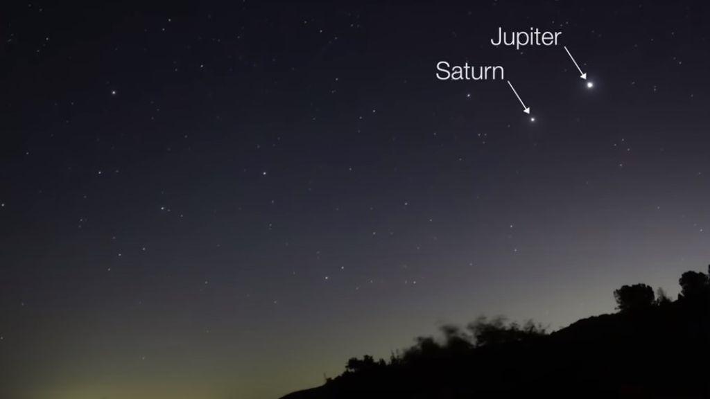 La NASA anuncia que se podrá ver una alineación de planetas desde la Tierra este mes de julio