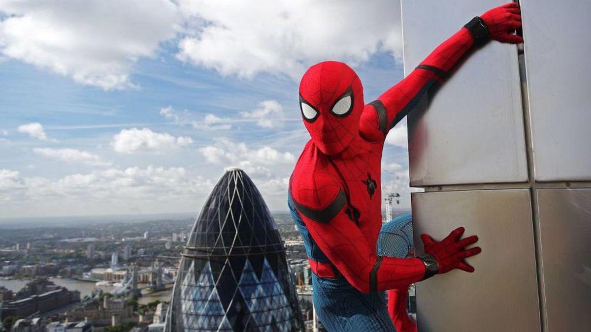 La fobia a las arañas puede curarse viendo las películas de Spiderman, según un estudio