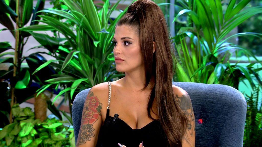 """Nuria 'GH VIP 7' cuenta que la novia de un futbolista contactó con ella: """"Se había obsesionado conmigo"""""""