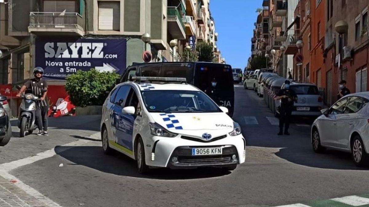 Al menos tres detenidos en una operación policial en Badalona contra el terrorismo yihadista