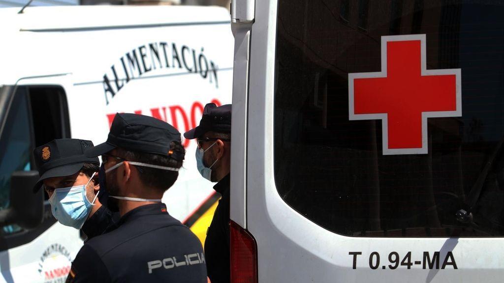 Andalucía aún mantiene 13 brotes activos en cinco provincias