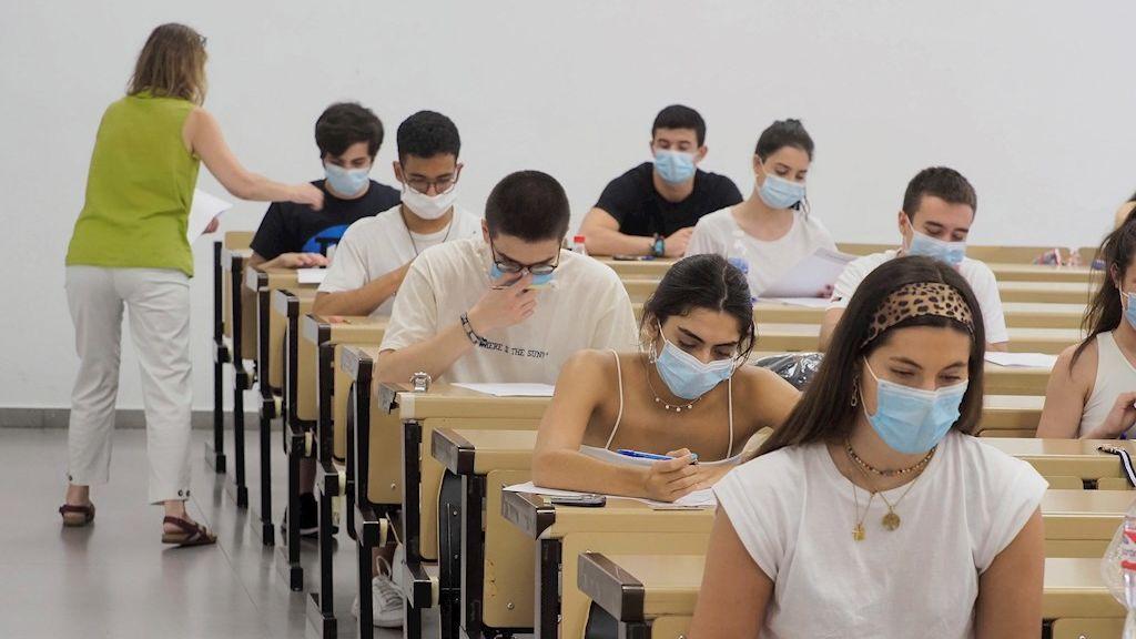 La Selectividad del coronavirus se generaliza esta semana en toda España