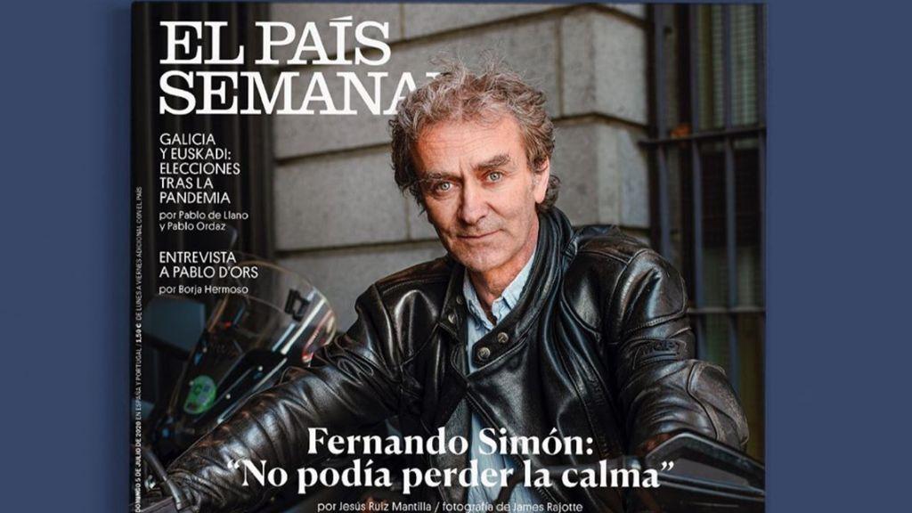 """""""Pidió que le hiciera la foto con su moto"""": James Rajotte, el fotógrafo que pasó 36 horas con Fernando Simón"""