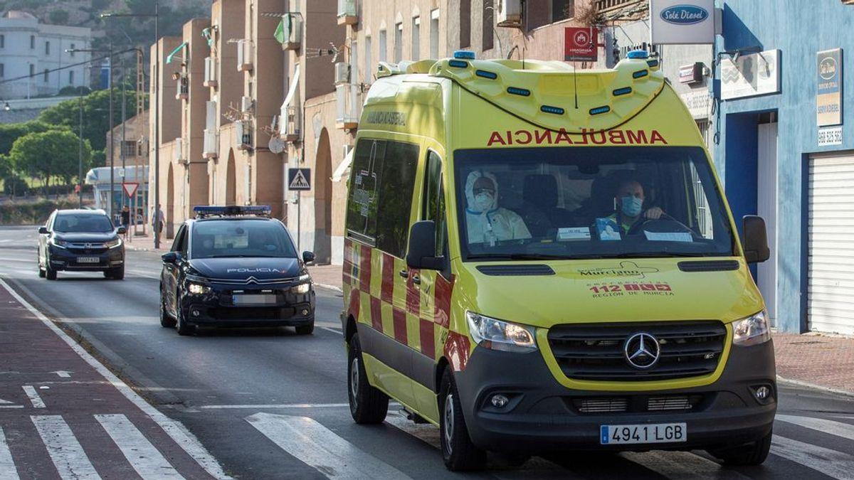 Buscan a un inmigrante con coronavirus que se ha escapado del hospital de Cartagena