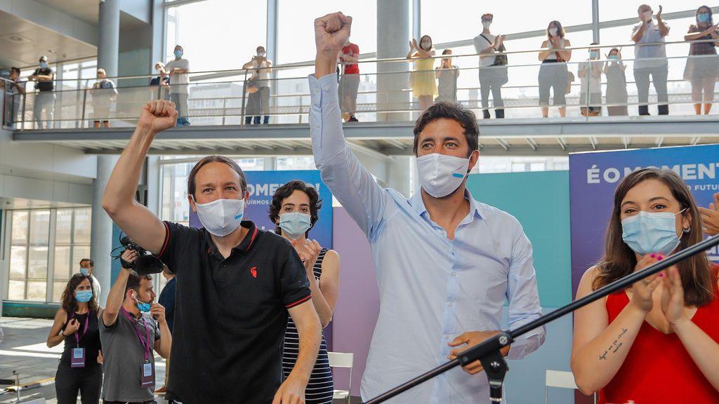 "Iglesias acusa a ""la derecha"" de querer sacar a Podemos del Gobierno con el ""caso Dina"""
