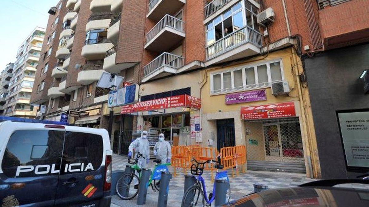 Brote por coronavirus en un edificio de Albacete: confinados los vecinos para evitar la propagación