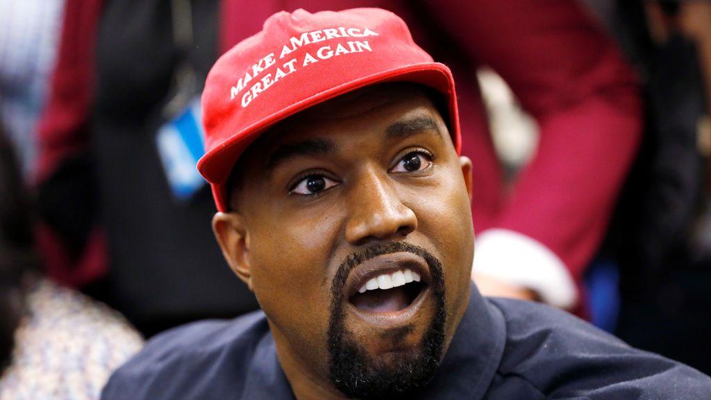 El rapero Kanye West anuncia su candidatura para la elecciones presidenciales de Estados Unidos