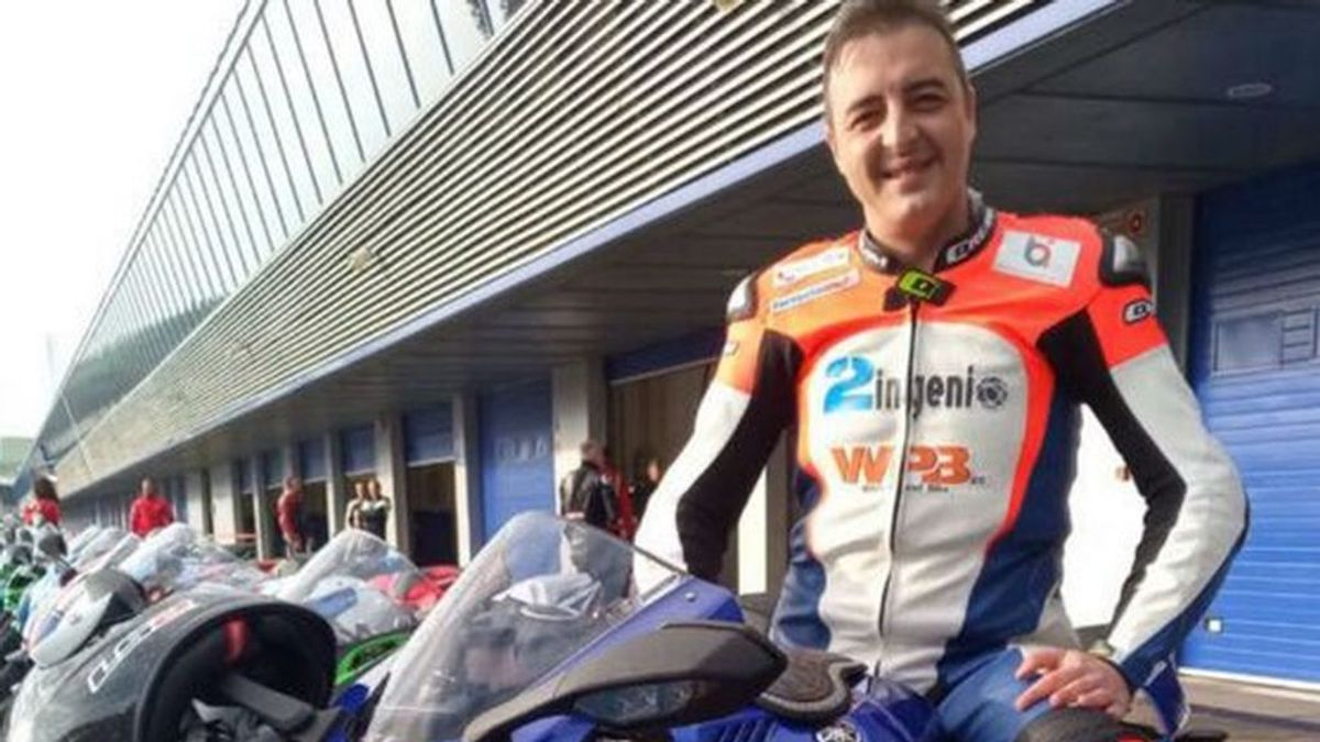 Muere el piloto Ismael Bonilla tras sufrir un accidente en el circuito de Jerez