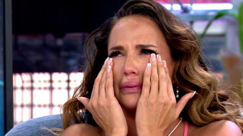 """Samira 'MyH', a punto de romper con su novio en directo: """"No he cobrado por estar con hombres"""""""