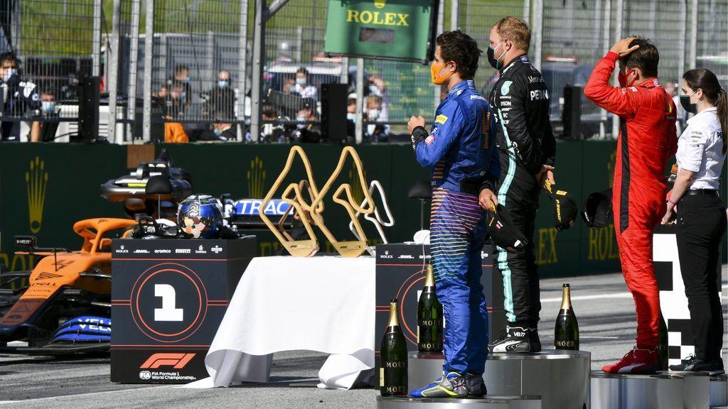 Mereció la pena esperar: la Fórmula 1 vuelve con la mejor carrera en seco de los últimos años y un final apasionante