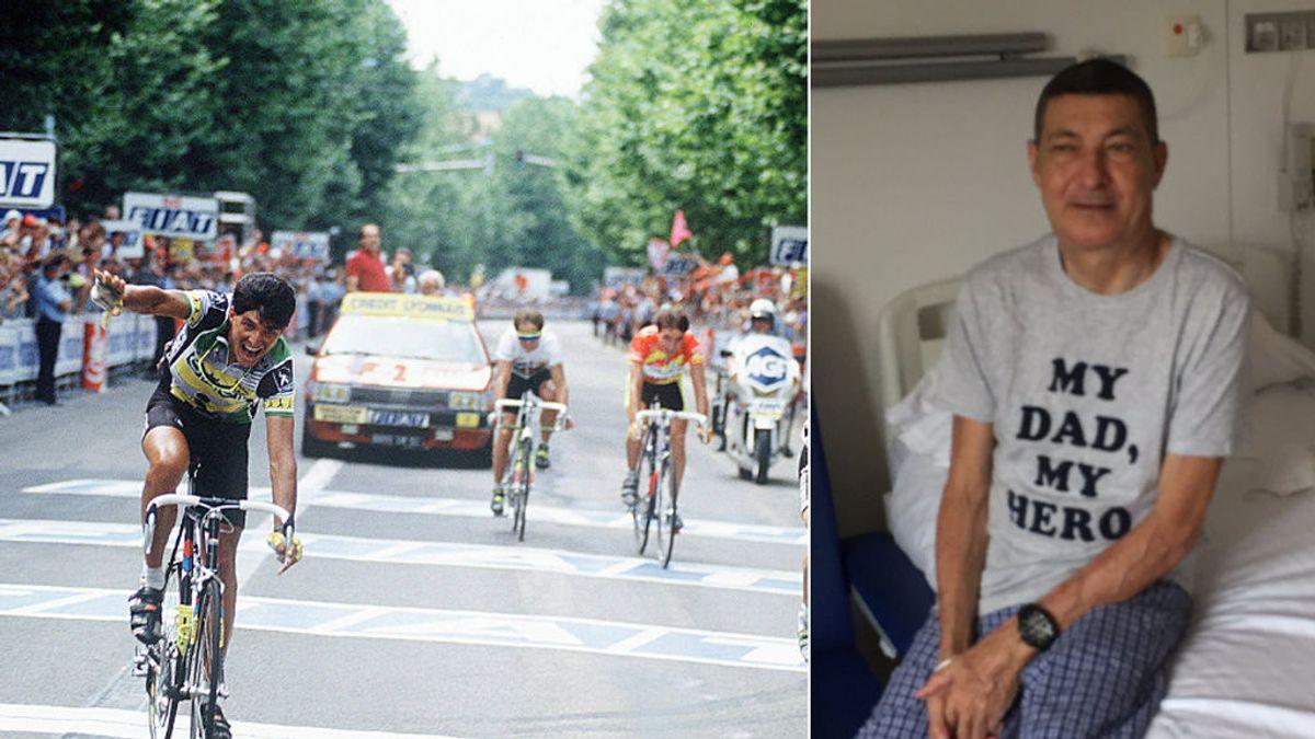 """Eduardo Chozas: """"Me detectaron un linfoma y estoy pasando los 17 días más duros"""""""