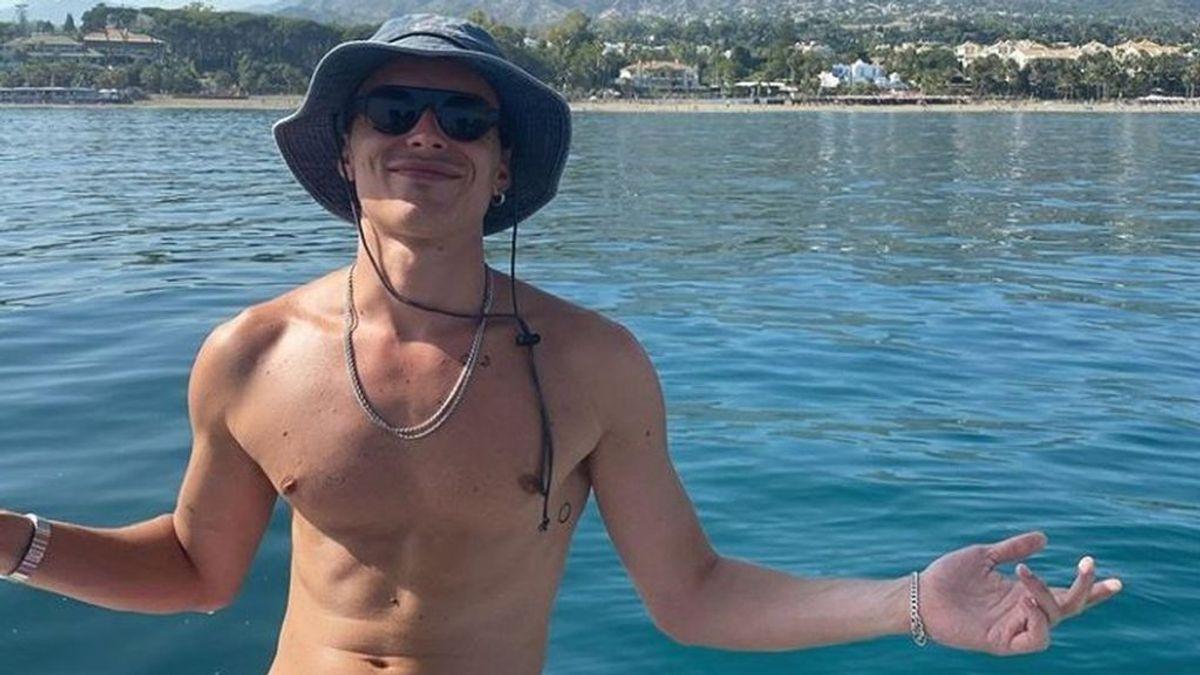 Aron Piper ha sacado 'Mal', su segunda canción: la faceta del actor más desconocida