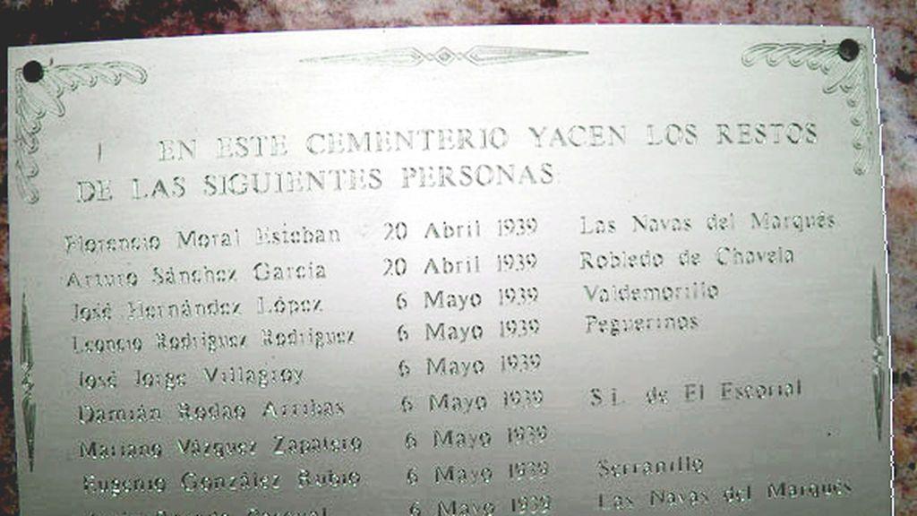 """El Gobierno reconoce y repara la memoria de """"El Murallas"""" y otros tres perseguidos por el franquismo"""