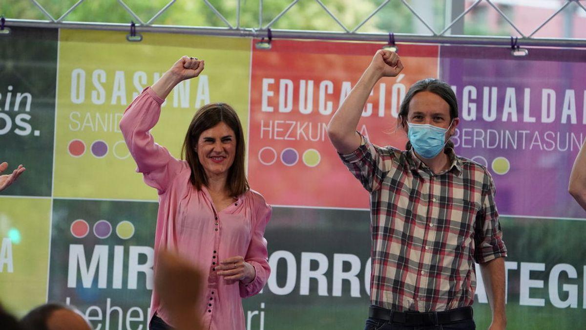"""Iglesias dice que nadie """"en su sano juicio"""" cree que C's apoye los presupuestos con Podemos en el Gobierno"""