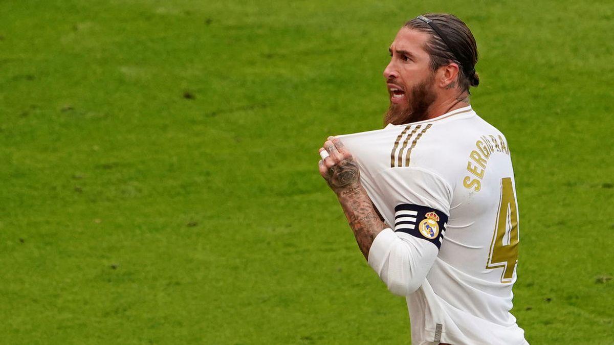 """Sergio Ramos y la filosofía del 'Cholismo' para ganar La Liga: """"Vamos partido a partido"""""""