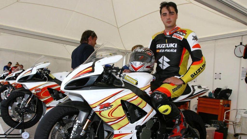 El mundo del motociclismo llora la muerte del piloto Ismael Bonilla tras un accidente en el Circuito de Jerez