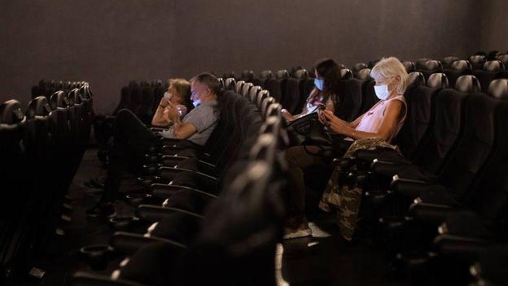 El cine no despega: la película más taquillera del fin de semana solo reacaudó 105.000 euros