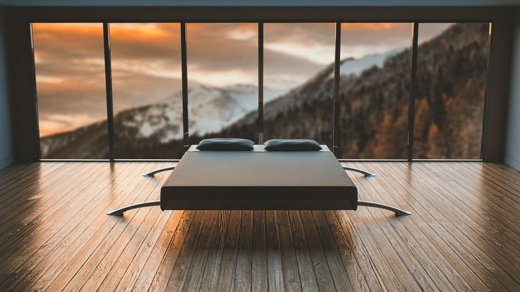 De las giratorias a las magnéticas: camas de lujo para sibaritas