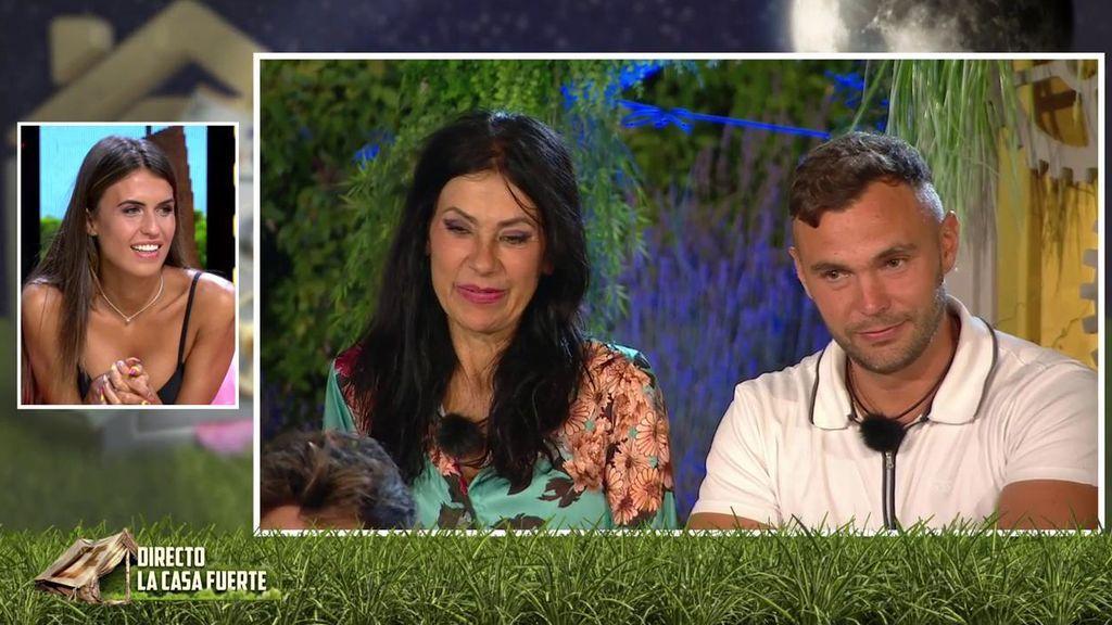La regañina de Sofía a Cristian al preguntarle sobre su novia