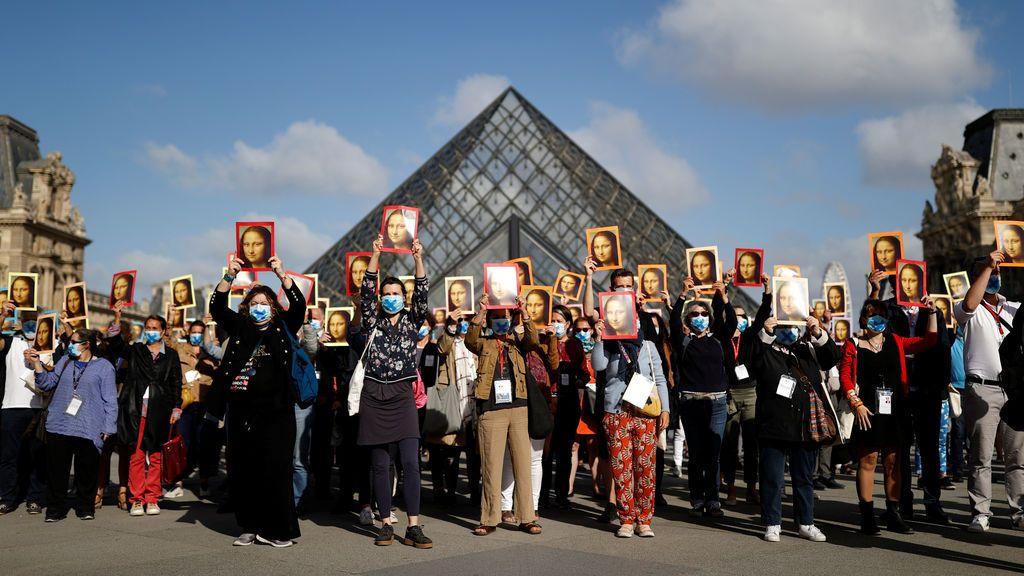 Los guías turísticos de París