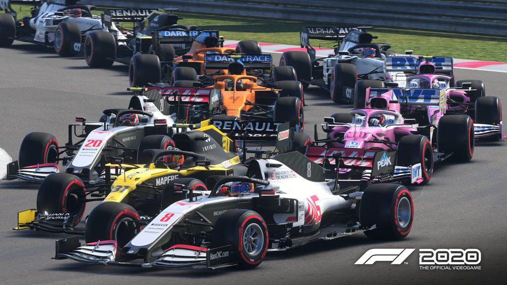 F1 2020 Hungary