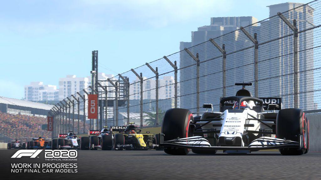 F1 2020: Hanoi