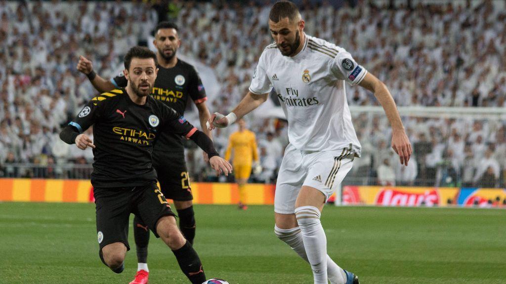 No jugarán en Portugal: el Madrid viajará a Manchester y el Barça recibirá al Nápoles en la vuelta de octavos de la Champions League