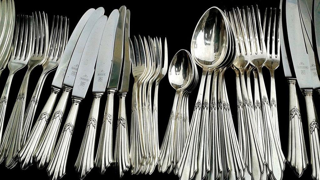 Trucos y consejos para limpiar la plata