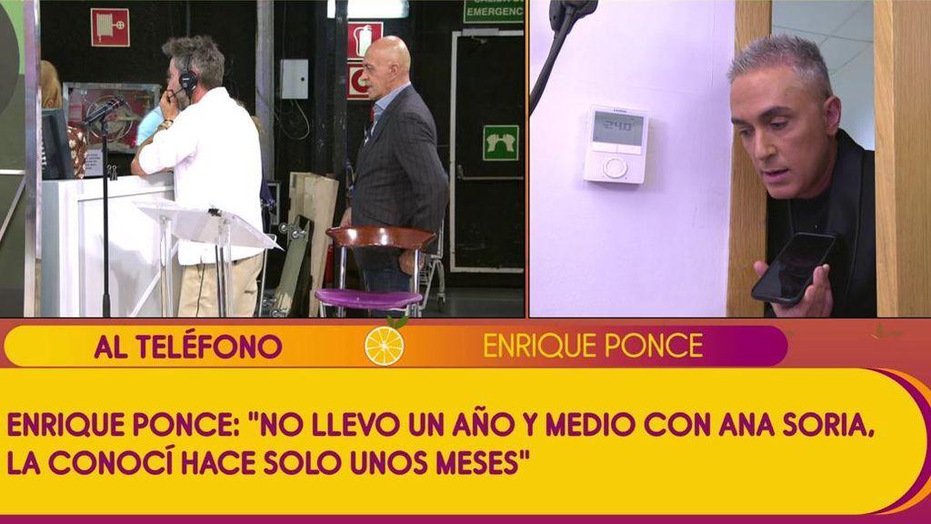 Rocío intenta evitar la entrada de Kiko Hernández
