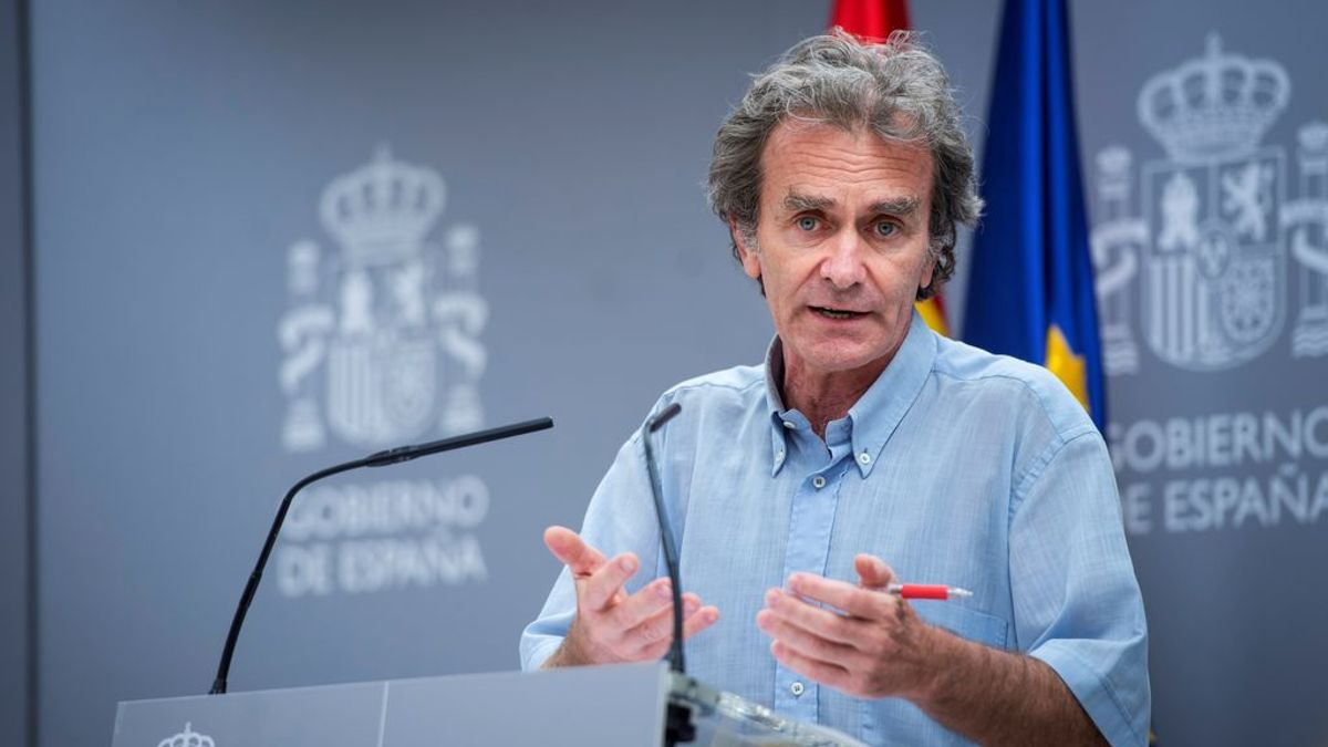"""Fernando Simón: """"A mí me duele el corazón igual con un muerto que con 28.000"""""""