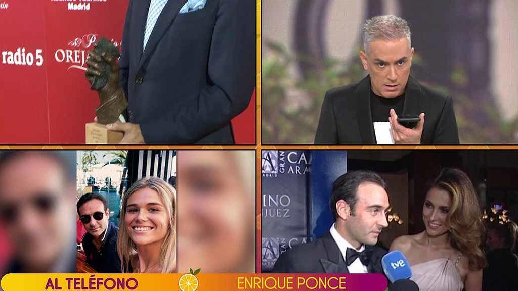 """Exclusiva: Enrique Ponce desmiente las noticias tras su separación y confirma su """"ilusión"""" con Ana Soria: """"Dejadnos vivir"""""""