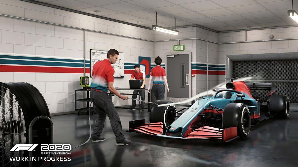 F1 2020 Mi Equipo