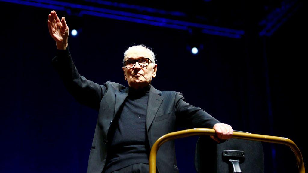 Muere el compositor Ennio Morricone a los 93 años