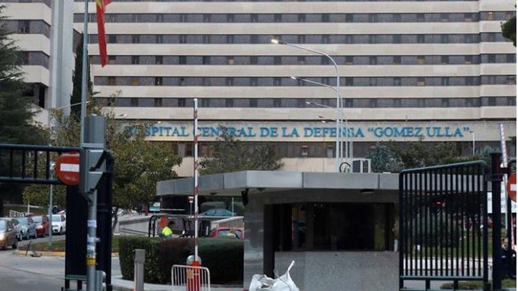 """El personal sanitario del Gomez Ulla: """"No queremos aplausos, ni premios, queremos contratos dignos"""""""