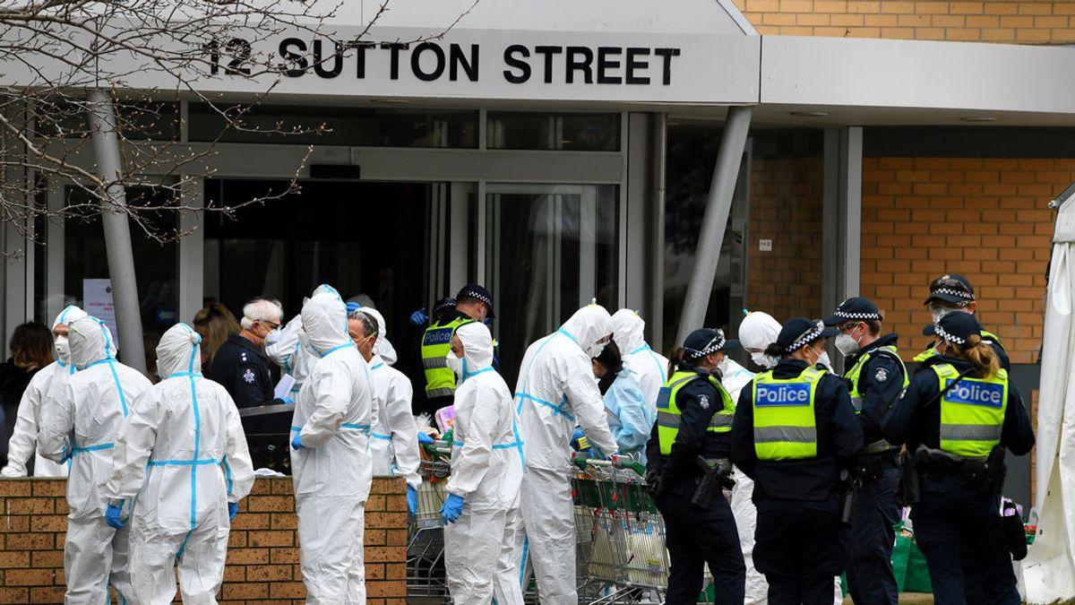 Australia decreta confinamiento de seis semanas en Melbourne tras un rebrote de coronavirus
