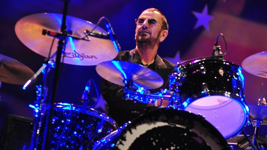 Ringo Starr cumple 80 años y lo celebra con un concierto 'online' con Paul McCartney