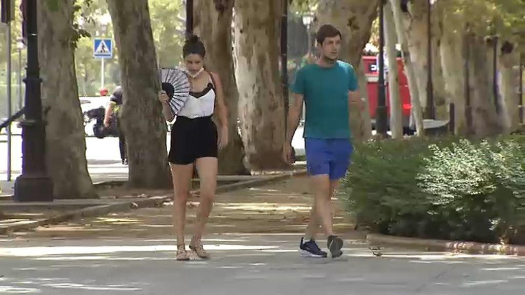 El valle del Guadalquivir, la sartén de España: la Aemet explica por qué concentra tanto calor
