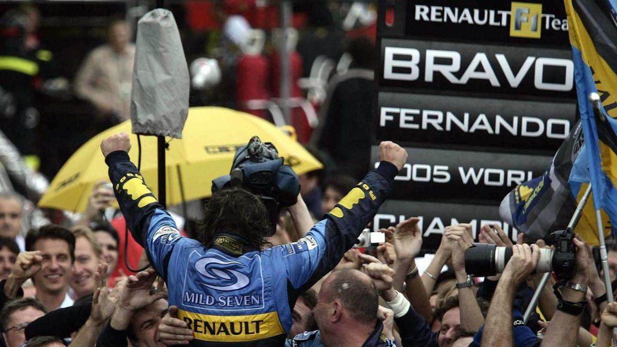 El penúltimo reto de Fernando Alonso: vuelve a la Fórmula 1 con Renault para intentar ser campeón