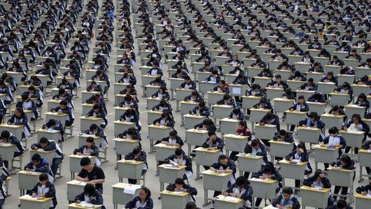 Millones de estudiantes chinos se enfrentan al Gaokao: la selectividad más difícil del mundo