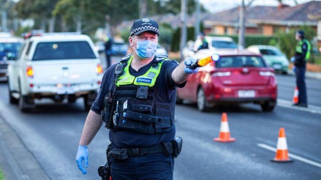 Australia confina Melbourne y Victoria por rebrotes de coronavirus