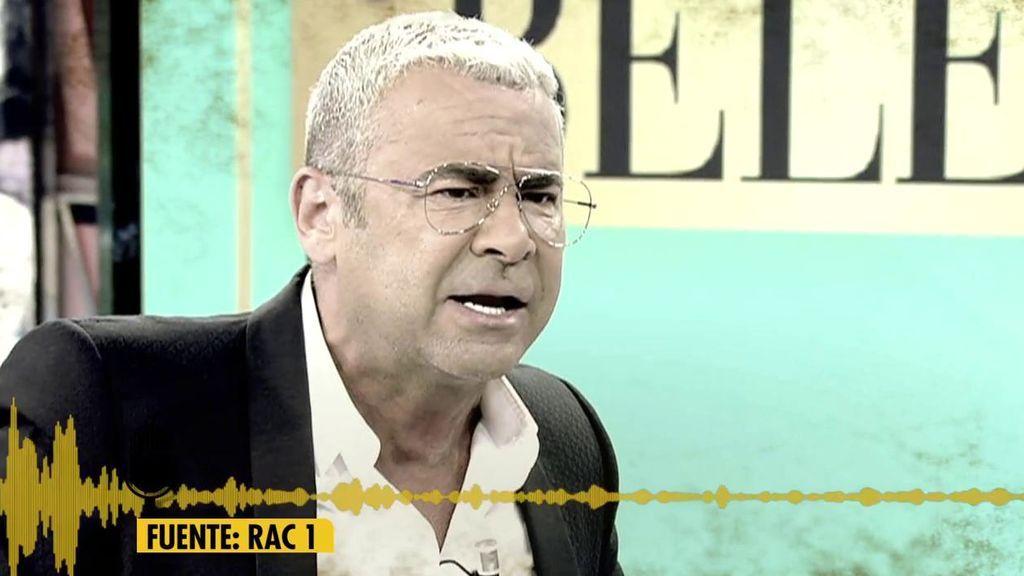 Jorge Javier Vázquez y su conflicto con Belén Esteban