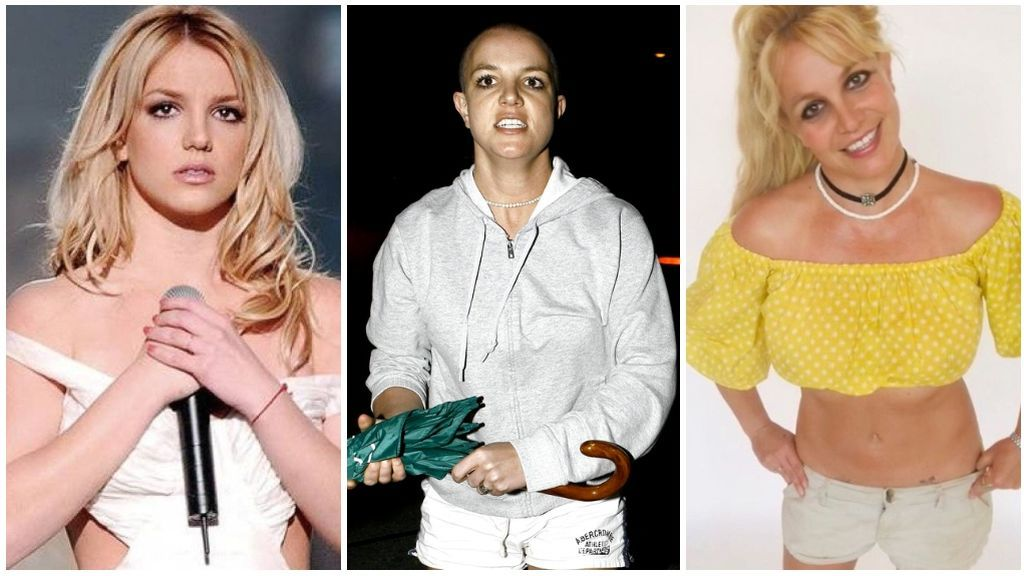 También lo hizo Britney Spears, que sufrió problemas con las adicciones.