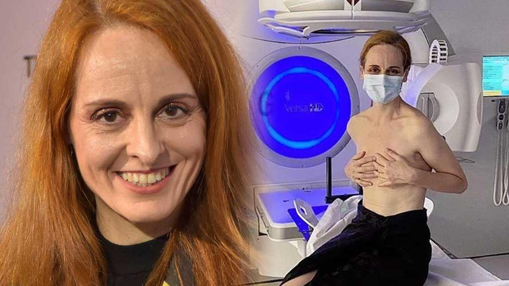 """Ana Locking: """"Tres días antes del confinamiento me diagnosticaron un cáncer de pecho"""""""