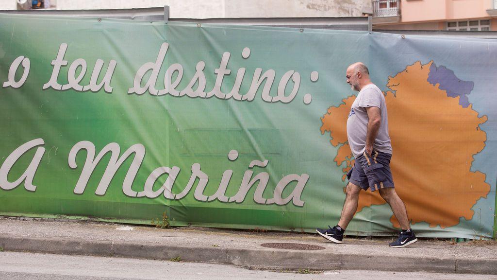Los candidatos del PP, PSdeG  y En Marea por Lugo confinados en casa por el cierre de A Mariña