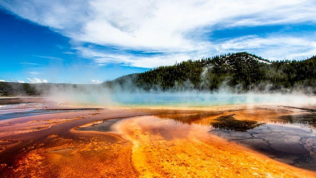 Yellowstone se tambalea: el parque registra cientos de terremotos en un solo mes