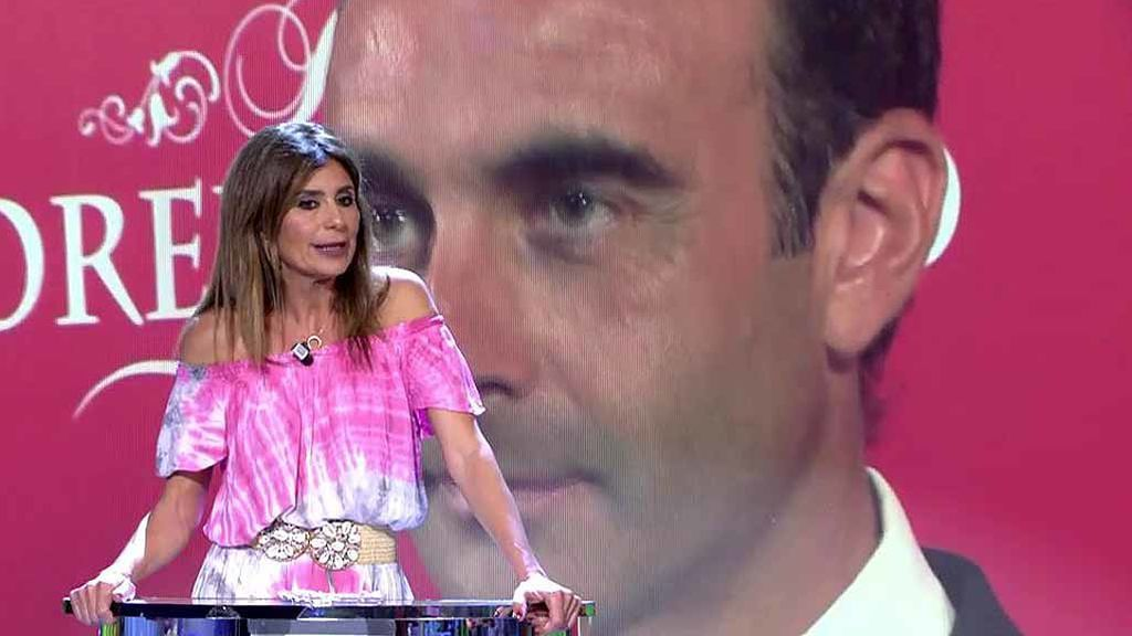 """Gema López: """"A Enrique Ponce le hicieron unas fotos en México acompañado de una mujer muy famosa allí"""""""