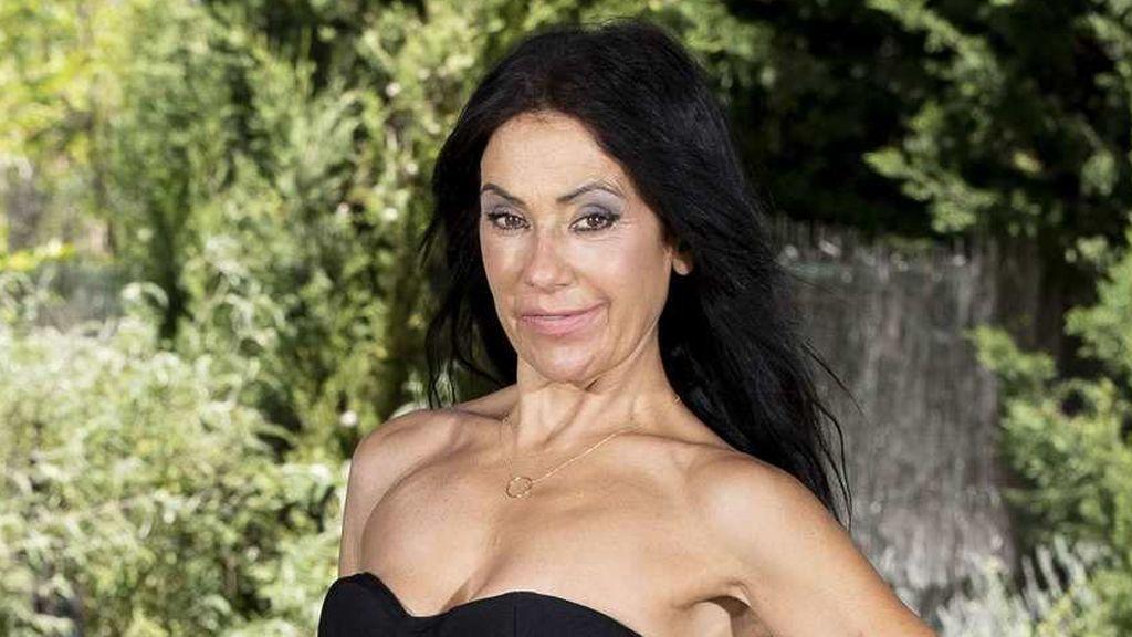 Maite Galdeano desvela con quién le hubiese gustado compartir 'La casa fuerte' y tener una cita