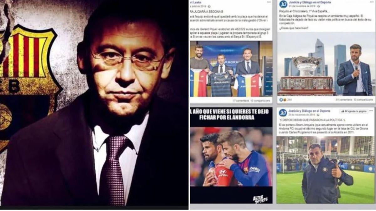 Un informe externo desestima el 'Barçagate' y afirma que Bartomeu no encargó ninguna campaña de difamación a sus jugadores en redes