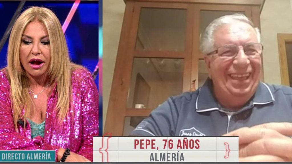 """El comentario de Pepe que deja a Tárrega """"sin aire"""""""