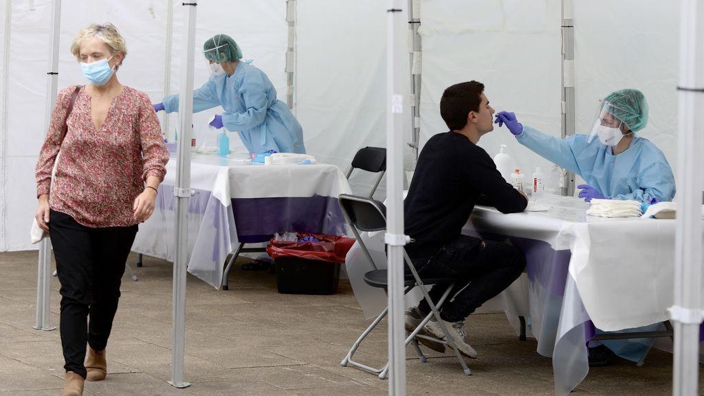 El Gobierno Vasco impone el uso obligatorio de la mascarilla en Ordizia (BORRADOR)